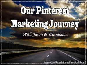 pinterest marketing journey