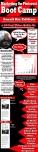 Marketing On Pinterest bootcamp flyer