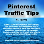 Pinterest Traffic Tips