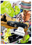 Mercedez Benz Sponsored Pin