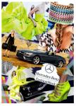 Mercedez Benz Sponsored Pin
