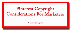 copyright considerations for marketers