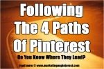 following the four paths of Pinterest