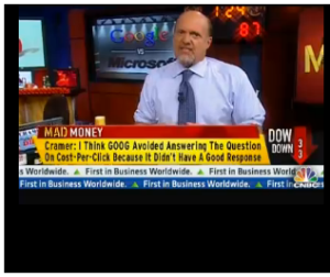 cramer, mad money