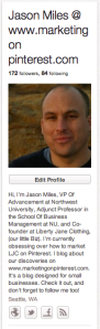 Jason Miles Pinterest Profile