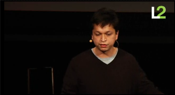 Ben Silbermann explaining Curation and Discovery