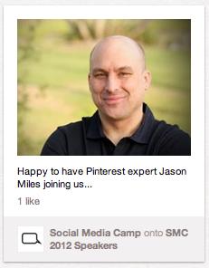 Pinterest Expert Jason Miles