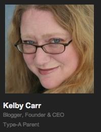 Pinterest expert Kelby Carr