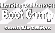 Branding ON PINTEREST bootcamp
