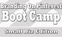 Branding ON PINTEREST bootcamp