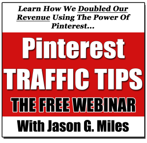 Pinterest Traffic Tips Webinar