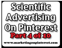 Scientific Advertising On Pinterest