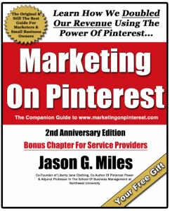 Marketing On Pinterest ebook