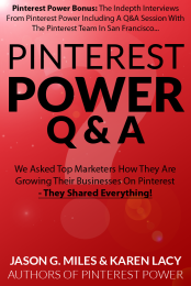 pinterest power Q&A cover