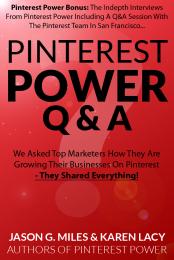 pinterest power Q&A cover