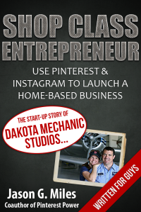 start a business with Pinterest