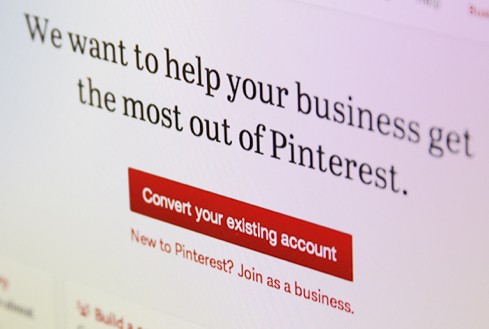 Pinterest for Business Image