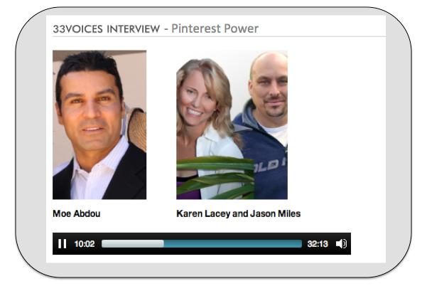 Pinterest Power Interview